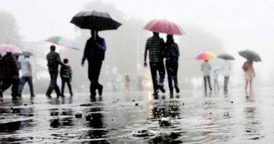 मौसम : अबको केही दिन लगातार ठूलो पानी नपर्ने