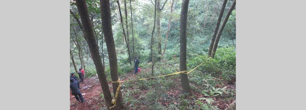 अल्का अस्पतालकी कर्मचारीको हत्या, जंगलमा भेटियो शव
