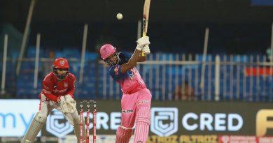 आईपीएलमा पन्जाब राजस्थान रोयल्ससंग ४ विकेटले पराजित