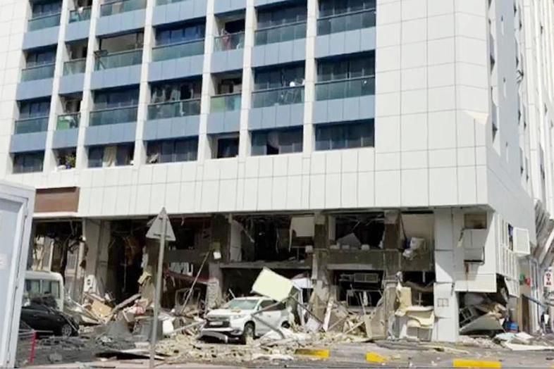 यूएईमा ग्याँस सिलिण्डर पड्किँदा १ जना नेपालीसहित ५ जनाको मृत्यु