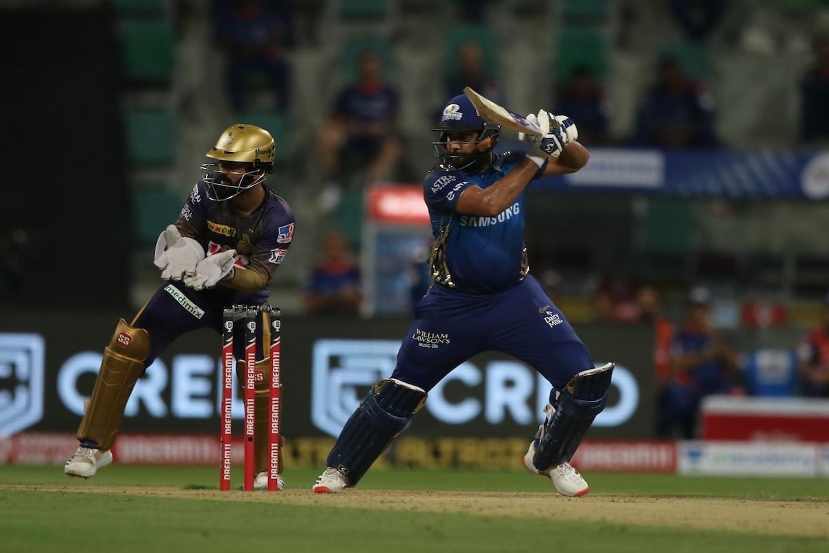 आईपिएलमा मुम्बईले कोलकत्तालाई ४९ रनले हरायो