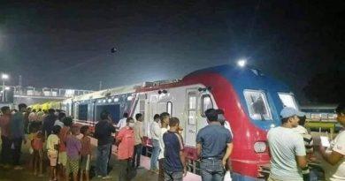 नेपालमा रेल सञ्चालन हुन अझै दुई महिना लाग्ने
