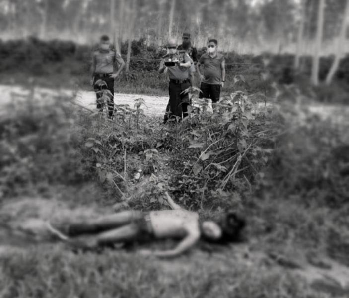 गोमनसिंह हत्या प्रकरणः माेटरसाइकलमा राखी पछाडिबाट घांटी रेटी हत्या