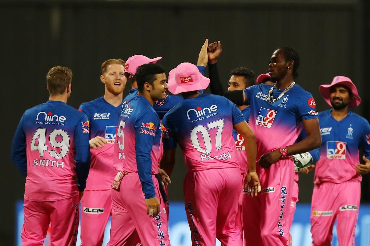 आईपिएल : राजस्थान रोयल्सको चौंथो जित,चेन्नई ७ विकेटले पराजित