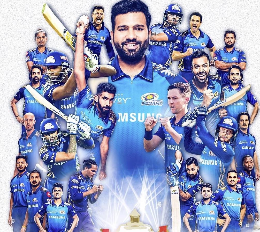 आईपीएल : मुम्बईले दिल्ली क्यापिटल्सलाई ५ विकेटले हराउदै उपाधि चुम्यो