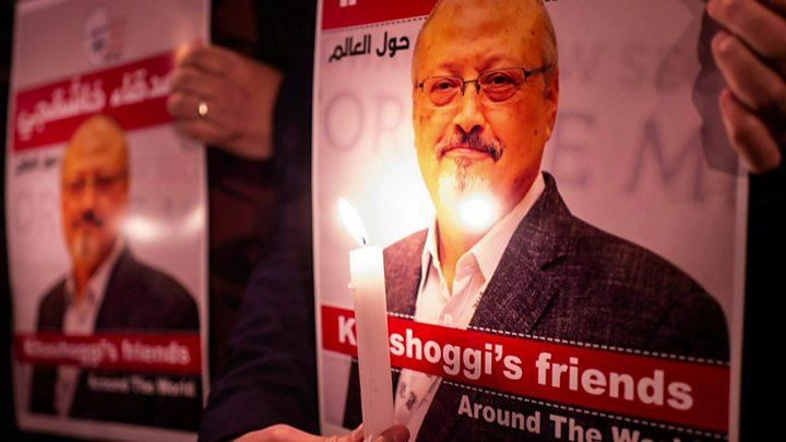 साउदीका युवराजको आदेशमा पत्रकारको हत्या