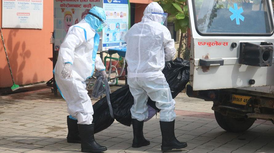 नारायणी अस्पतालमा थप ३ संक्रमितको मृत्यु
