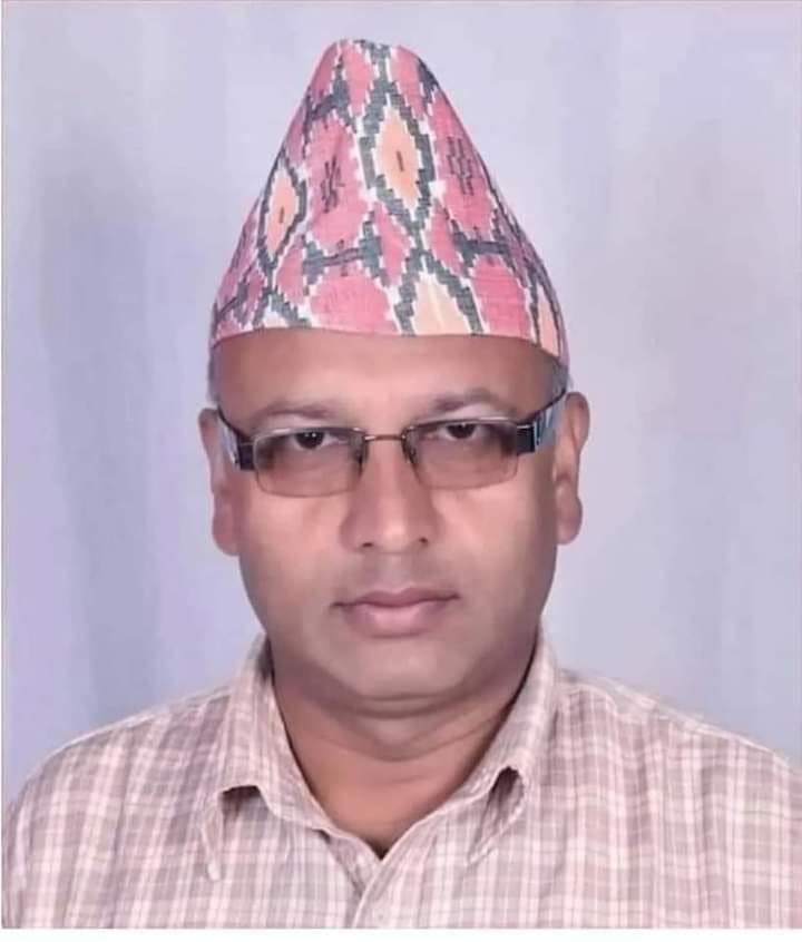 कोरोना संक्रमणबाट नेपाल पत्रकार महासंघ पाँचथरका उपाध्यक्ष भण्डारीको मृत्यु
