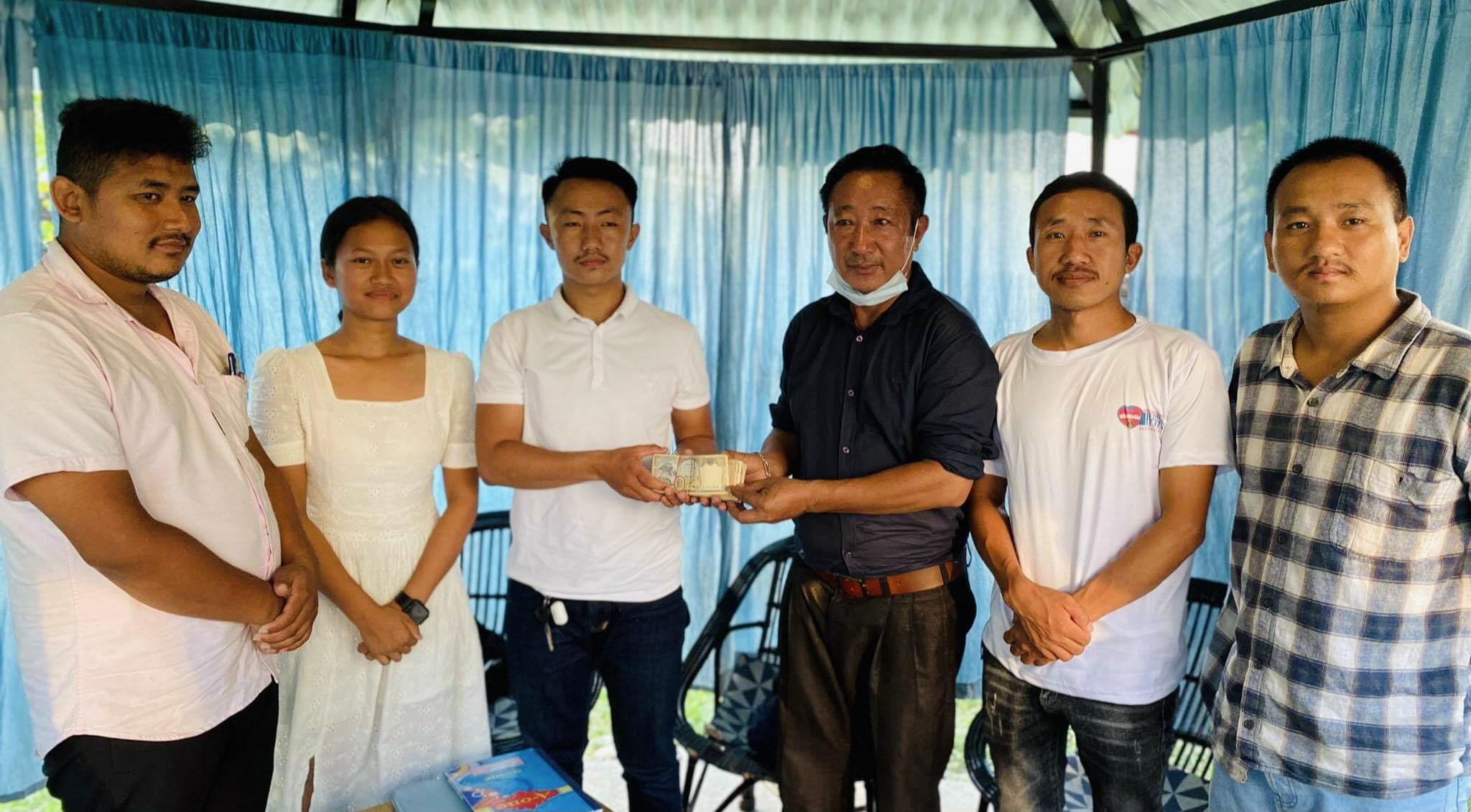 ब्लड क्यानसरबाट पीडित छितिज साम्सोहाङको उपचारमा सहयोग रकम जुट्दैं